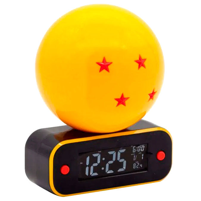 Ball despertador Lampara Z de Dragon Bola Dragon 5LAj34R